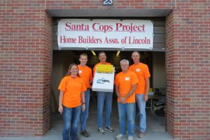 Santa Cop Project @ Lincoln Northeast High School Shop | Lincoln | Nebraska | United States