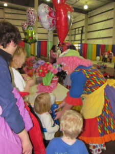 Face Painting @ Nebraska Builders Home & Garden Show | Lincoln | Nebraska | United States